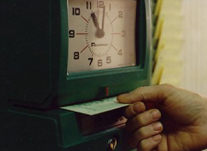 Fichaje de horas