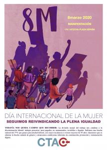 8M-Dia de la Mujer_Sindicato CTA