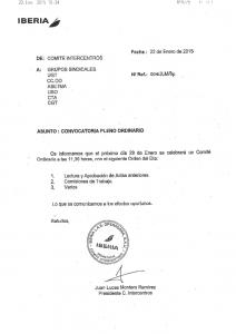 Comite INtercentros Iberia-CTA