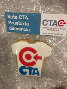 Sindicato CTA_eLECCIONES NEO IBERIA